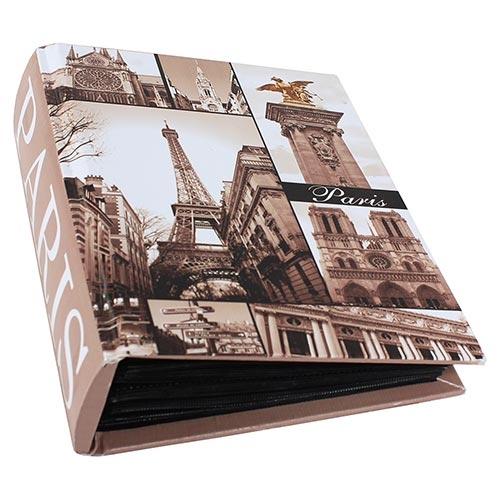 Álbum de Fotos Paris Fullway Sépia - 100 Fotos 13x18 cm - 33x23 cm