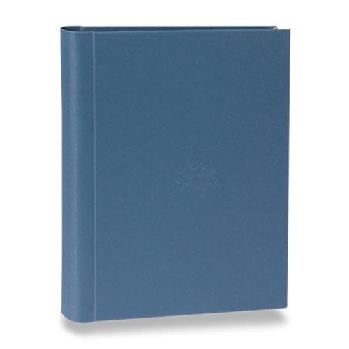 Álbum de Fotos Pronto - 30 Fotos 20x25 cm - Azul - 28,2x25 cm