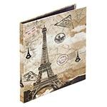 Álbum Autocolante - 22 Páginas - Eiffel Carimbos Oldway