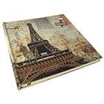 Álbum Autocolante - 28 Páginas - Torre Eiffel Metro Oldway
