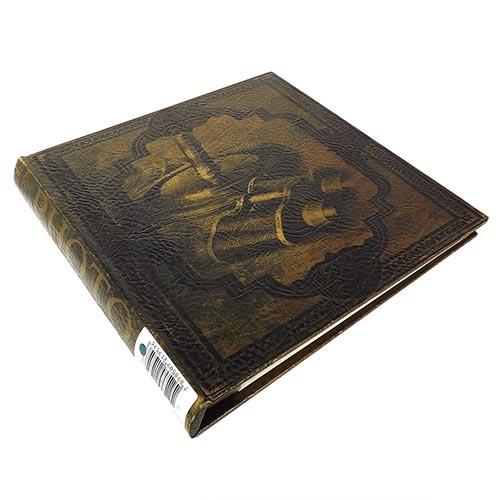 Álbum de Fotos Autocolante - 30 Páginas - Binóculo Oldway - 34x36 cm