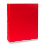Álbum de Fotos Cores - 150 Fotos 15x21 cm - Vermelho