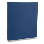Álbum de Fotos Cores - 40 Fotos 20x25 cm - Azul - 26,8x22 cm