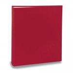 Álbum de Fotos Cores - 40 Fotos 20x25 cm - Vermelho