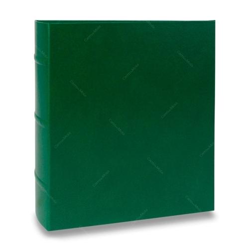 Álbum de Fotos Cores - 400 Fotos 10x15 cm - Verde - 24,8x24,7 cm