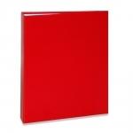 Álbum de Fotos Cores - 80 Fotos 13x18 cm - Vermelho