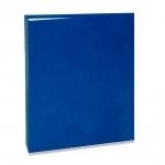 Álbum de Fotos Cores - 80 Fotos 15x21 cm - Azul