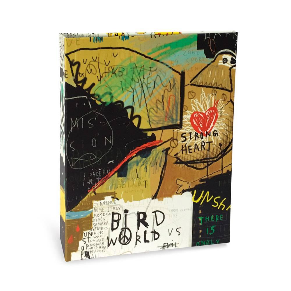 Álbum de Fotos Criativa Bird World - 80 Fotos 15x21 cm - 23.2x18.4 cm