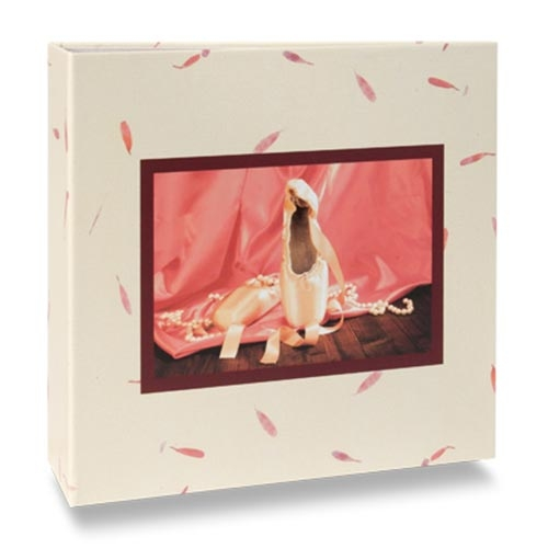 Álbum de Fotos Elementos - 100 Fotos 15x21 cm - Ballet - 24,5x23 cm