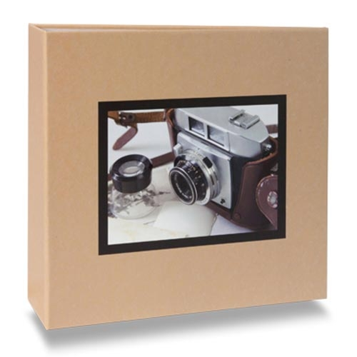 Álbum de Fotos Elementos - 200 Fotos 10x15 cm - Fotografia - 24,5x23 cm