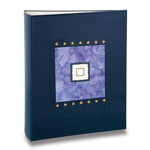 Álbum de Fotos Formas - 400 Fotos 10x15 cm - Ilusion - 24,8x24,7 cm