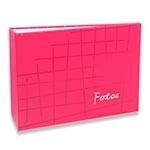 Álbum de Fotos Geométrico - 60 Fotos 10x15 cm - Rosa