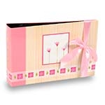 Álbum de Fotos Gift Pink - 60 Fotos 10x15 cm - com Solda