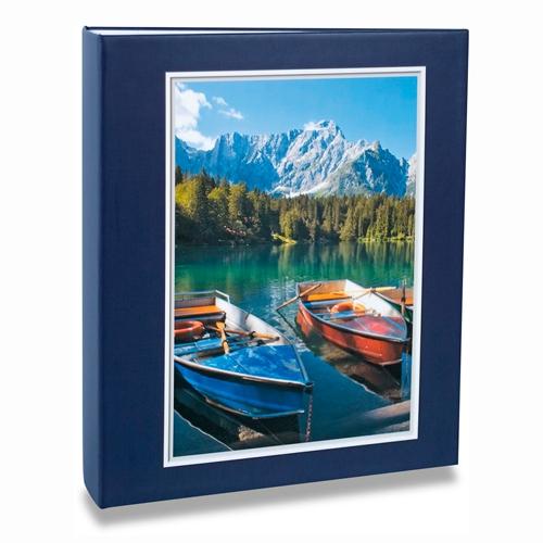 Álbum de Fotos Paisagem - 240 Fotos 10x15 cm - Canoas - 24,2x18,1 cm