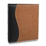 Álbum de Fotos Prestige - 300 Fotos - 10x15 cm - Marrom Claro - 25,2x22 cm