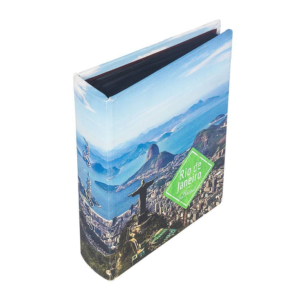 Álbum De Fotos Rio de Janeiro Fullway - 200 Fotos 10x15 cm