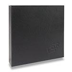 Álbum de Fotos Scrap Preto - 15 Folhas - Livre Colagem