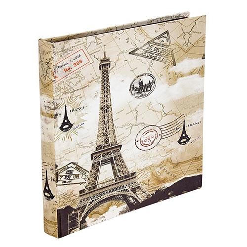 Álbum de Fotos Eiffel Carimbos Oldway - 288 fotos 10x15 cm - 35x36 cm