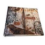 Álbum de Fotos Autocolante - 30 Páginas - Bird Family Oldway - 34x34 cm