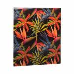 Álbum Tropical Estrelícias 150 Fotos 15x21 cm com Ferragem
