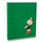 Álbum de Fotos Verde - 240 Fotos 10x15 cm - Cebolinha