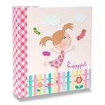 Álbum Infantil - 200 Fotos 10x15 cm - Happy Girl