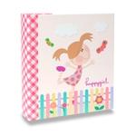 Álbum Infantil - 80 Fotos 13x18 cm - Happy Girl