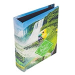 Álbum de Fotos Papagaio Foz do Iguaçu - 200 Fotos 10x15 cm - Fullway - 24x19 cm