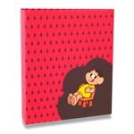 Álbum Vermelho Turma da Mônica - 150 Fotos 15x21 cm - Magali