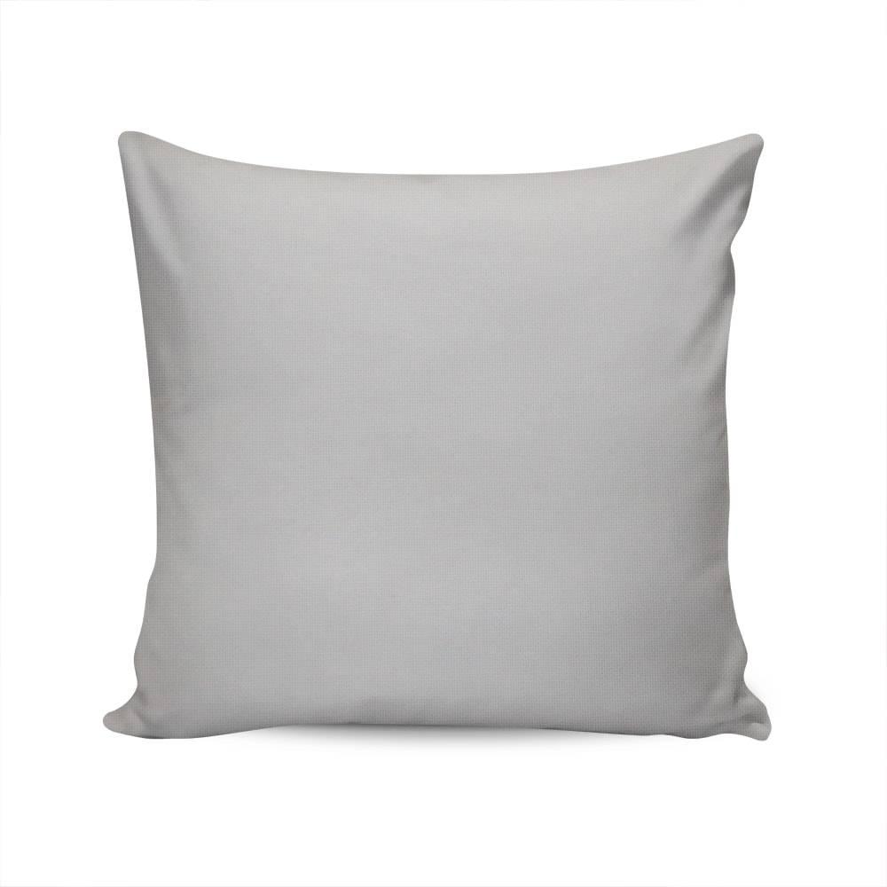 Almofada Acquablock Branca Capa em Algodão - 45x45 cm