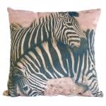 Almofada África Zebra em Tecido