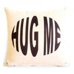 Almofada Hug Me em Tecido