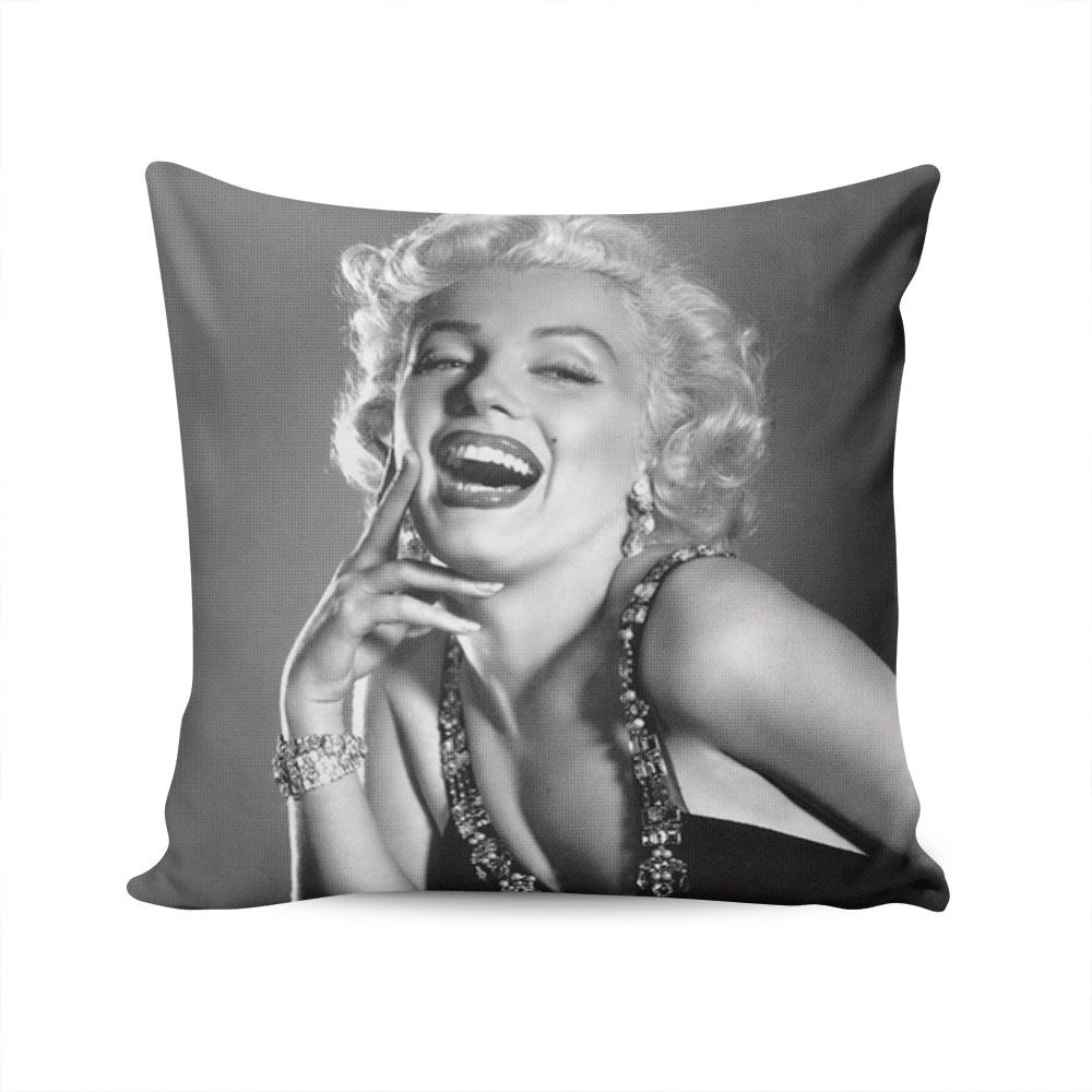 Almofada Marilyn Monroe Diva - 37x37 cm
