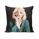 Almofada Marilyn Monroe na Pose - 37x37 cm