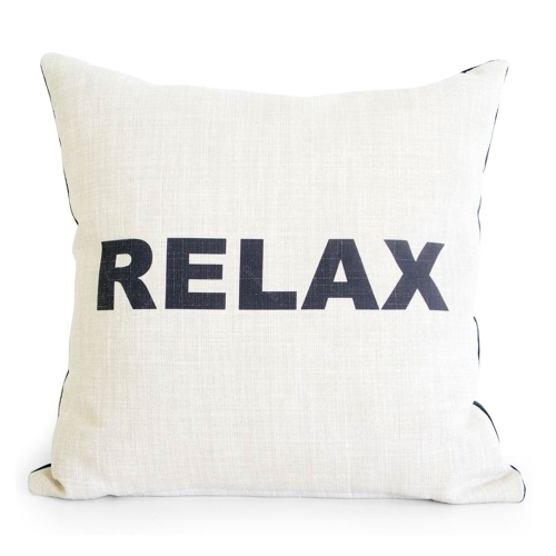 Almofada Relax PB em Tecido - 45x45 cm