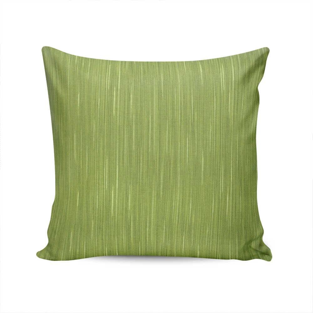 Almofada Waterblock Verde com Capa em Algodão - 45x45 cm