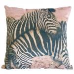 Almofada Zebra África em Tecido