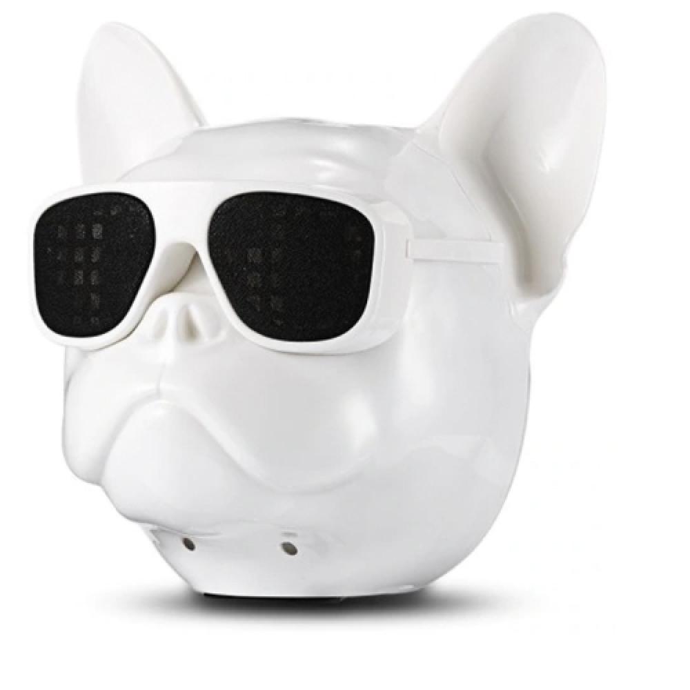 Amplificador dog branco
