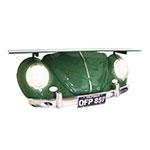 Aparador Réplica Beetle 1953 Verde - 106x55 cm