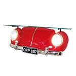 Aparador Réplica Beetle 1953 Vermelho - 106x55 cm