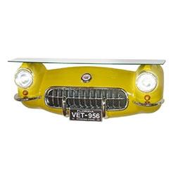 Aparador Réplica Corvette 1956 Amarelo