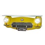 Aparador Réplica Corvette 1956 Amarelo - 115x45 cm