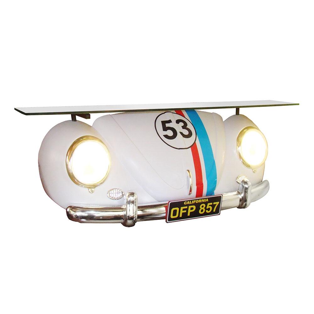 Aparador Réplica Volkswagen Herbie - 106x55 cm
