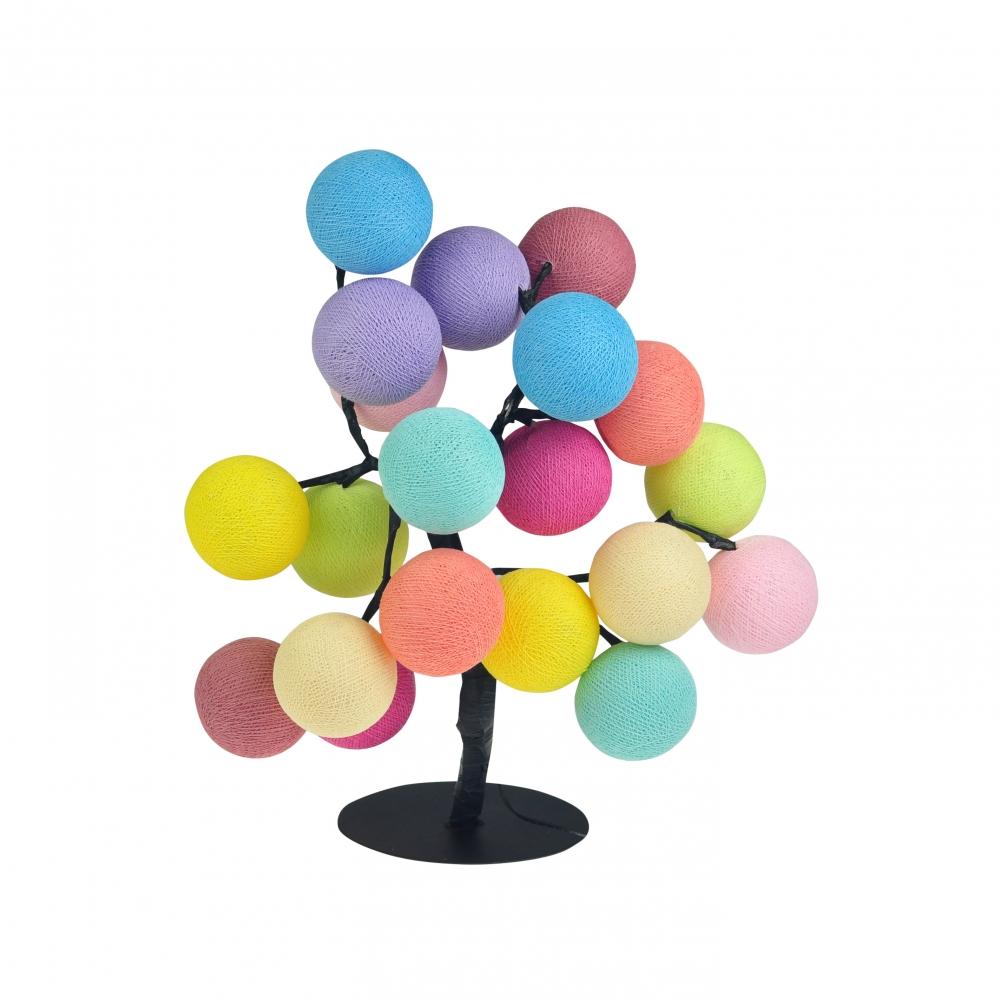 Árvore de Luz Candy