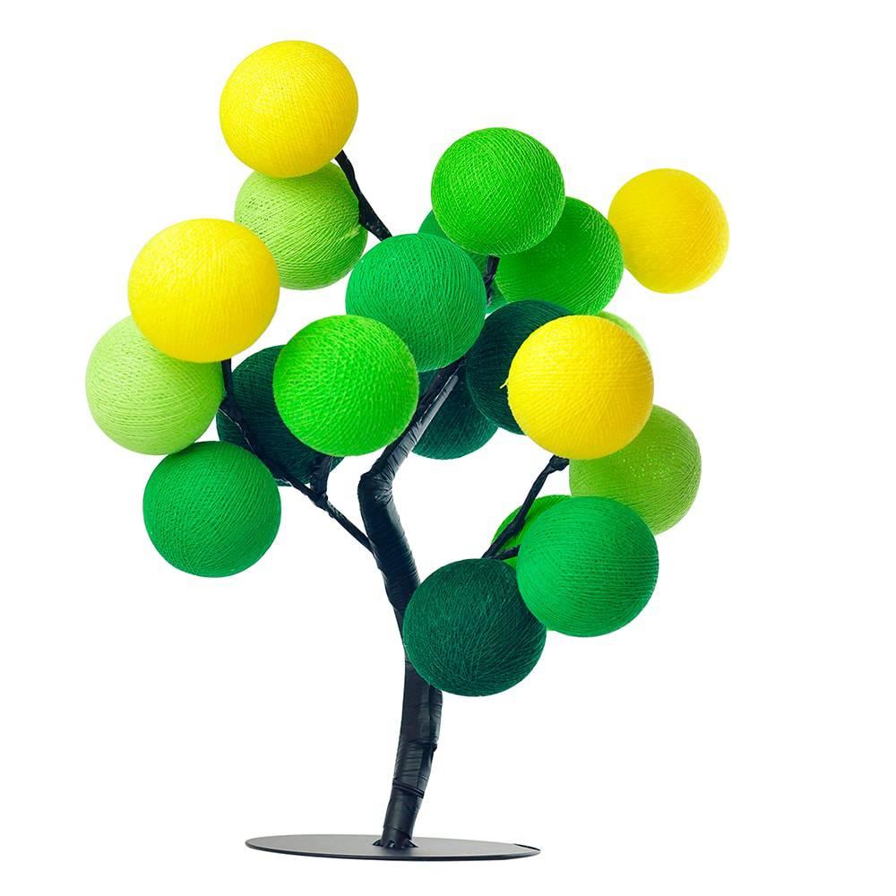 Árvore de Luz Manaus com 20 Bolinhas - Bivolt