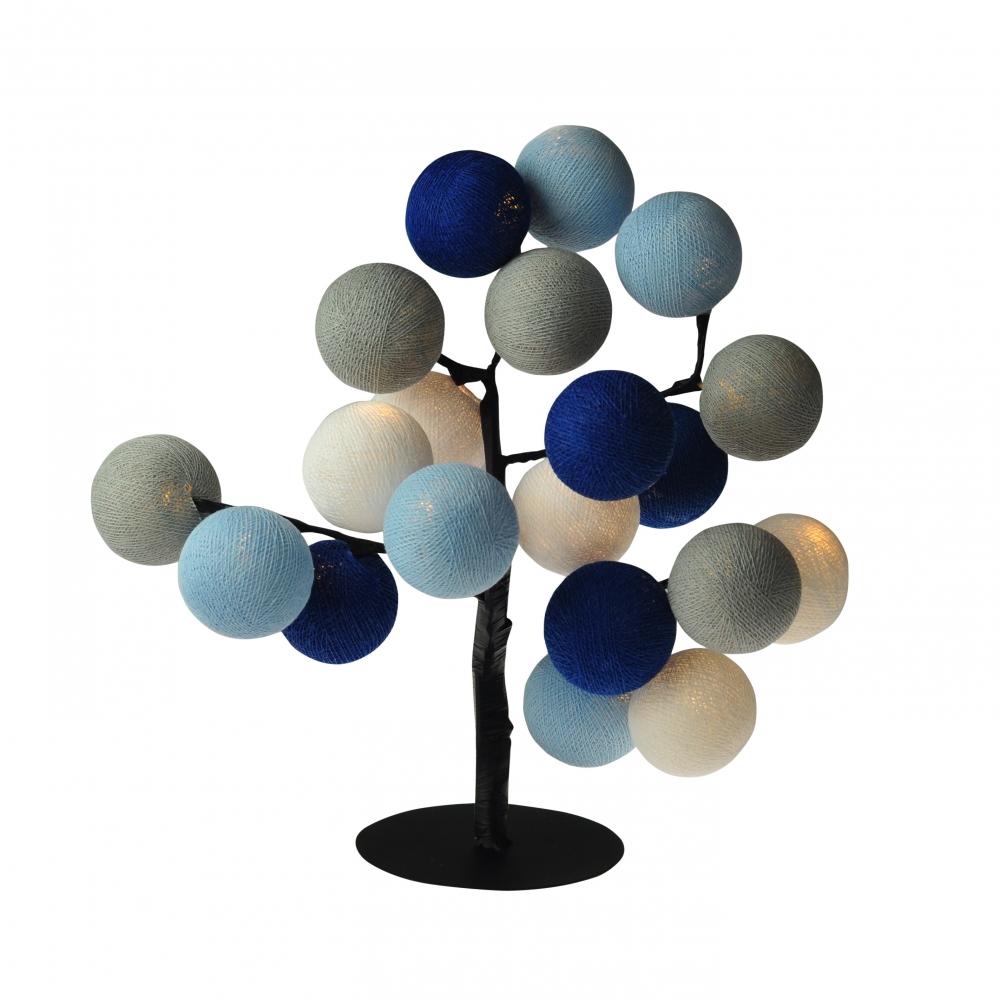 Árvore de Luz Santorini