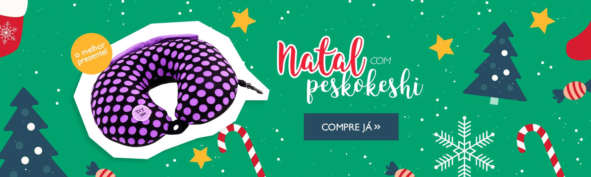 Natal com PESKOKESHI >>