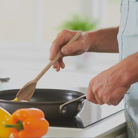 Para pais que amam cozinhar