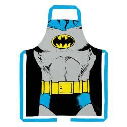 Avental DC Comics Batman Body em Algodão - Urban - 80x70 cm