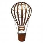 Balão Decorativo Vazado de Parede - 49x26 cm